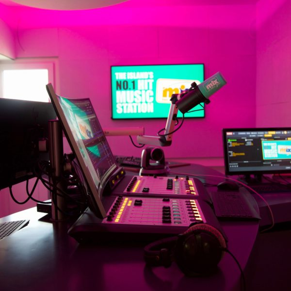 Mix FM Radio Renovation