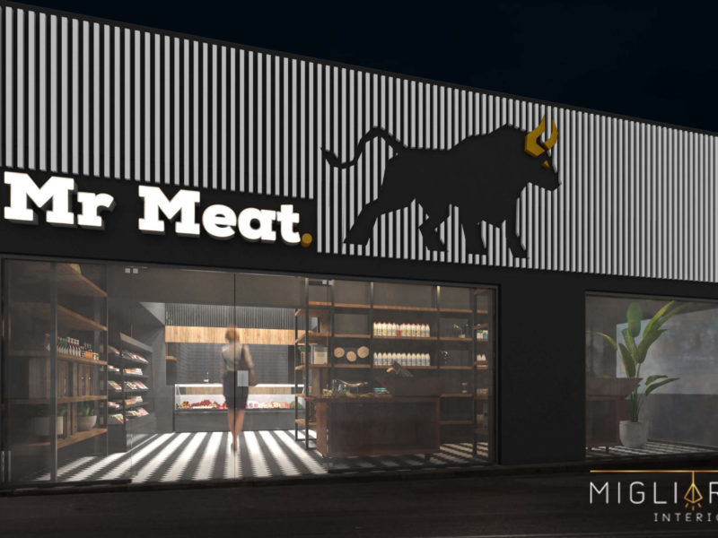Mr. Meat